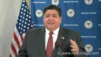 Illinois Coronavirus Updates: Pritzker to Deliver Update, Future of High School Sports