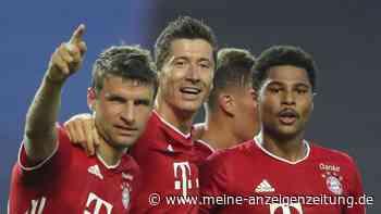 FC Bayern: Irres Marktwert-Update! Triple-Helden legen mega zu - Rekordneuzugang verliert weiter