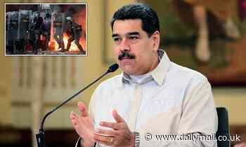 Venezuela's government is responsible for crimes against humanity, UN investigators claim