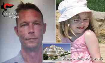 Madeleine McCann chief suspect Christian Brueckner 'had an ACCOMPLICE'