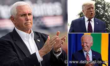 Mike Pence says Minnesota 'is in play' and Donald Trump wants to win Arizona and Florida