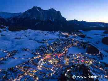 Un'inverno insolito:La magia della luna piena - Dolomiti.it
