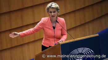 """Von der Leyen kündigt radikale Änderung des Migrations-Politik an - """"Werden Dublin-Verordnung abschaffen"""""""