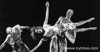 Watching a Choreographer Build: Trisha Brown's Unusual Archive