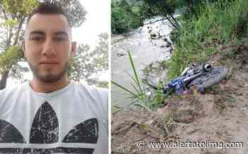 Joven laboyano cayó a corrientosas aguas del río Magadalena - Alerta Tolima