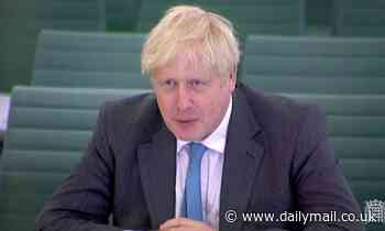 Boris Johnson 'strikes compromise deal with Tory rebels on Brexit'