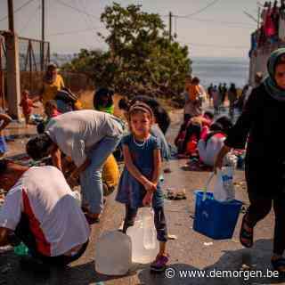 België wil 100-150 kwetsbare asielzoekers van Griekenland overnemen