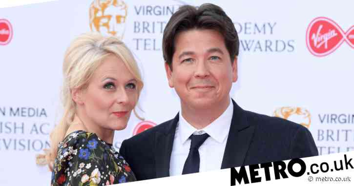 Michael McIntyre regrets making joke about wife 'farting all night'