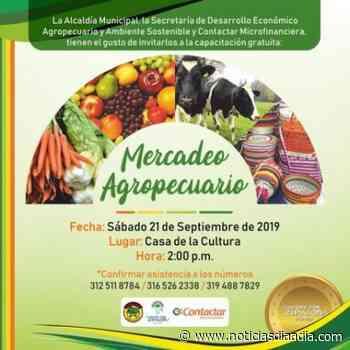 """Capacitación gratuita en """"Mercadeo Agropecuario"""" en Zipacón, Cundinamarca - Noticias de Cundinamarca en Día a Día - Noticias Día a Día"""