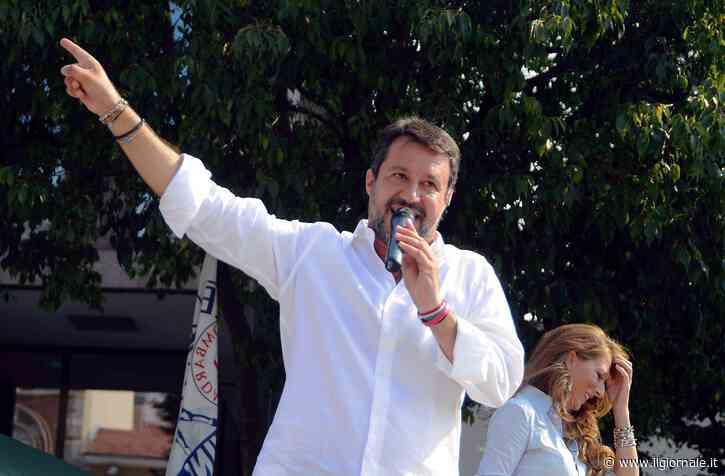Ancora odio su Salvini. Contestazione in piazza