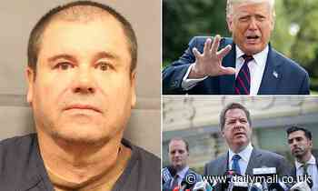 El Chapo Guzmán's lawyer says jailed narco boss lauded President Donald Trump