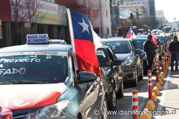 Taxistas de Concepción rechazan llamado de Uber para unirse a la APP - Diario Concepción