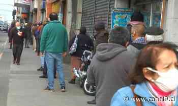 Cuarentena en Concepción: Todos los días hay una considerable cantidad de personas - Canal 9 Bío Bío Televisión
