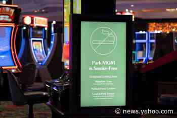 Park MGM is first casino in Las Vegas to ban smoking