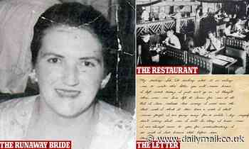 Inside the hunt for Daphne Hampstead: All the tiny clues runaway wife left behind