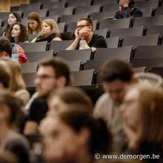 UGent en UAntwerpen starten academiejaar in code oranje, VUB en KU Leuven kiezen voor geel