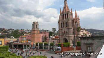 San Miguel de Allende, en la ruta de la Independencia de México, busca su reactivación turística - CNN