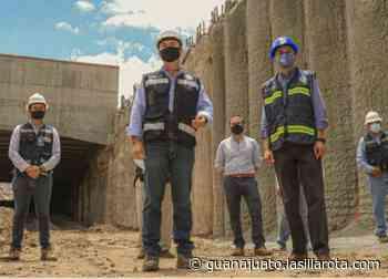 En tiempo récord terminarán el Paso Deprimido en San Miguel de Allende - La Silla Rota