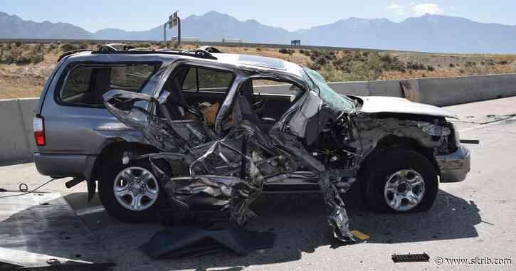 Utah summer road deaths jumped by 40% thanks to speeding