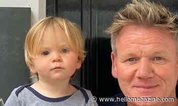 Gordon Ramsay's son Oscar's verdict on lunch cracks fans up
