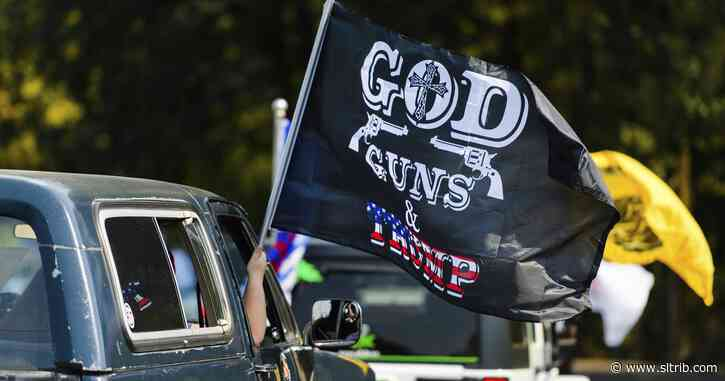 Does God want Christians to be a 'good guy with a gun'?