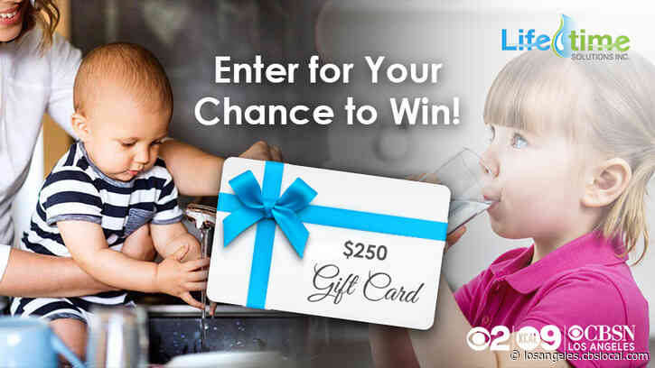 Win a $250 Gift Card in October sponsored by Lifetime Solutions!