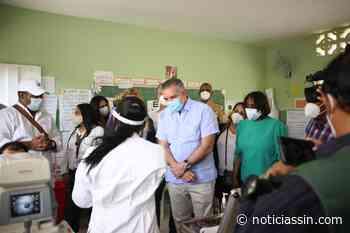 Neney Cabrera recorre San José de Ocoa para reinicio de programa Quisqueya Digna - Noticias SIN - Servicios Informativos Nacionales