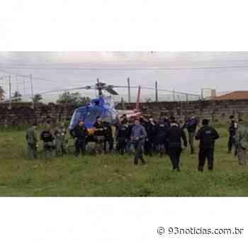 AGORA: seis pessoas são presas e três mortas em Itabaianinha - 93Notícias