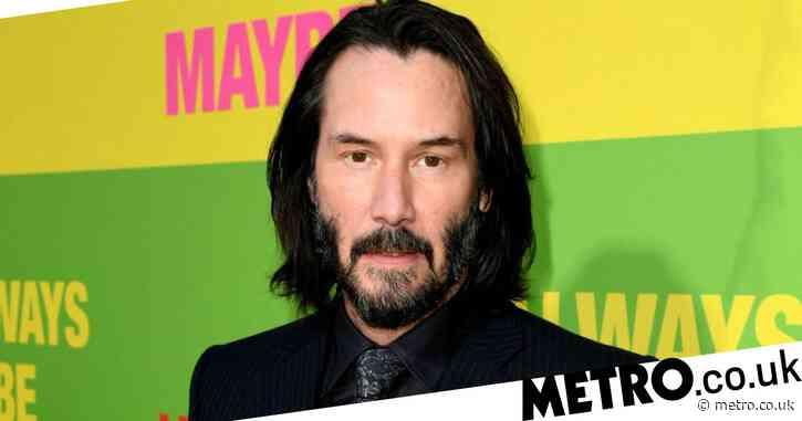Keanu Reeves teases 'inspiring' Matrix 4 love story as he returns to filming