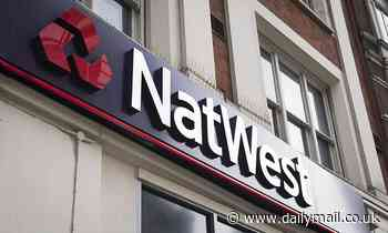 NatWest banking goes DOWN across much of the UK leaving customers locked out of their accounts
