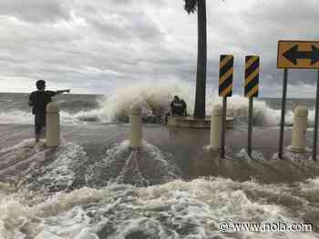 Spera: Defying Hurricane Sally's waves on the New Orleans lakefront a much-needed release - NOLA.com