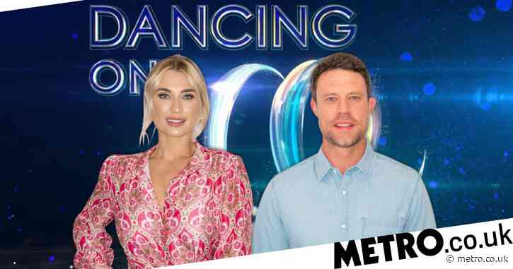 Towie's Billie Faiers and footballer Wayne Bridge 'sign up' to Dancing On Ice