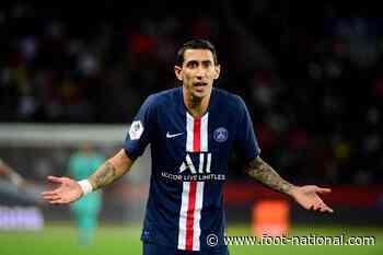 Le PSG accroché par Metz à la pause