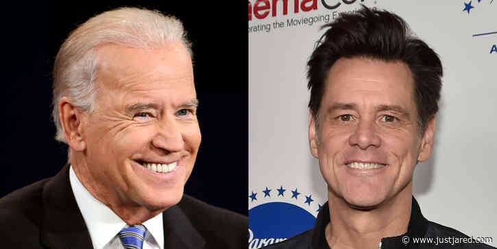 Jim Carrey to Play Joe Biden on 'Saturday Night Live'