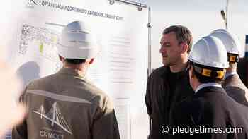 Amur Governor promised to build a bridge in Blagoveshchensk in 2.5 years - Pledge Times - Pledge Times