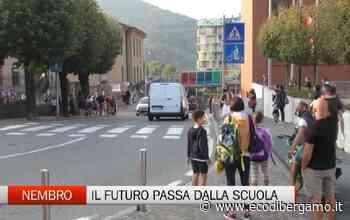 Nembro, la ripartenza della scuola è il futuro del paese - L'Eco di Bergamo