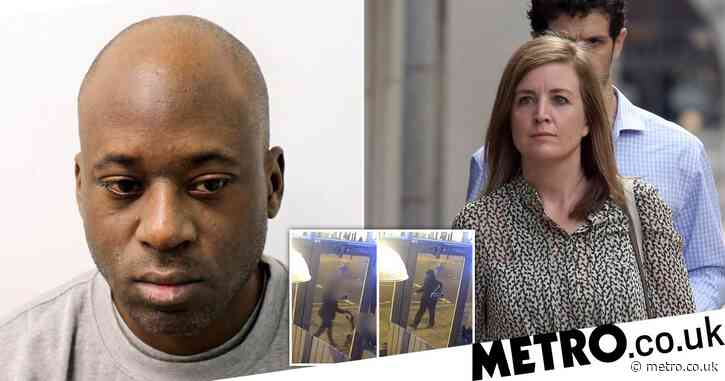 Man given life sentence for stabbing mother as she pushed a buggy