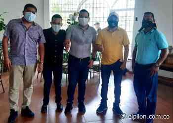 ¿Fiesta privada de congresistas en Tamalameque? Acusados lo niegan - ElPilón.com.co