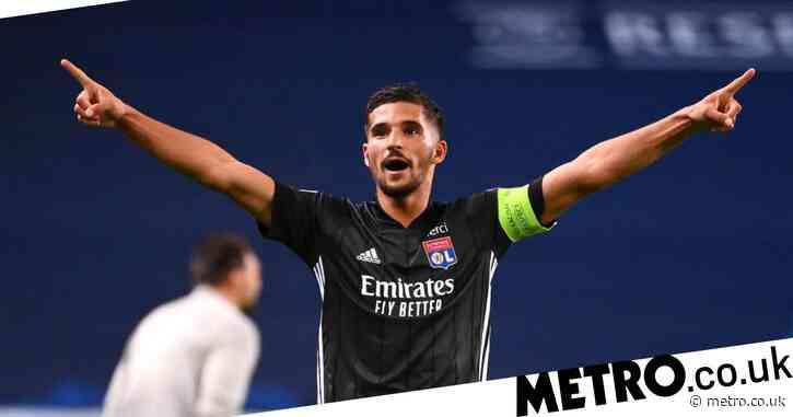 Arsenal prepare substantial bid for Lyon's Houssem Aouar
