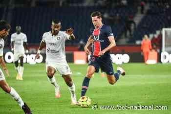 Au finish Draxler sauve un PSG réduit à neuf face à Metz
