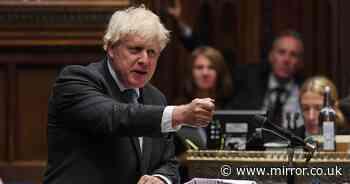 Boris Johnson blames public as coronavirus testing system buckles under pressure