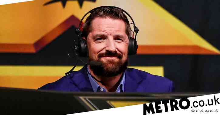 WWE's Wade Barrett officially signs huge NXT contract and teases in-ring return