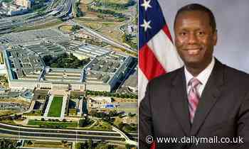 Pentagon Missile Defense Agency head 'photographed a woman's buttocks and massaged a mentee's neck'