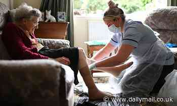 Will families be denied care home visits?Ministers consider imposing restrictions on visits