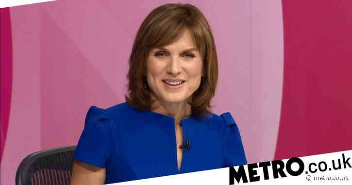 Question Time return confirmed just days after Fiona Bruce's pay revealed