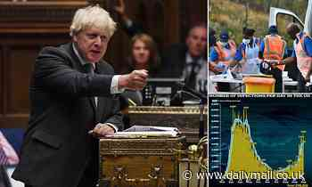 Boris Johnson's plan to 'save Christmas': PM says UK must be tough NOW to 'flatten the second hump'