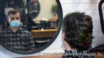 Traralgon man dyes mullet for RU OK? Day - Latrobe Valley Express