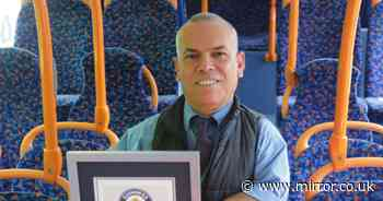 Guinness World Records 2021 include shortest bus driver and hoop jumping rats