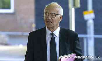 Retired vicar, 85, walks free from court after being cleared of sex attack on curate