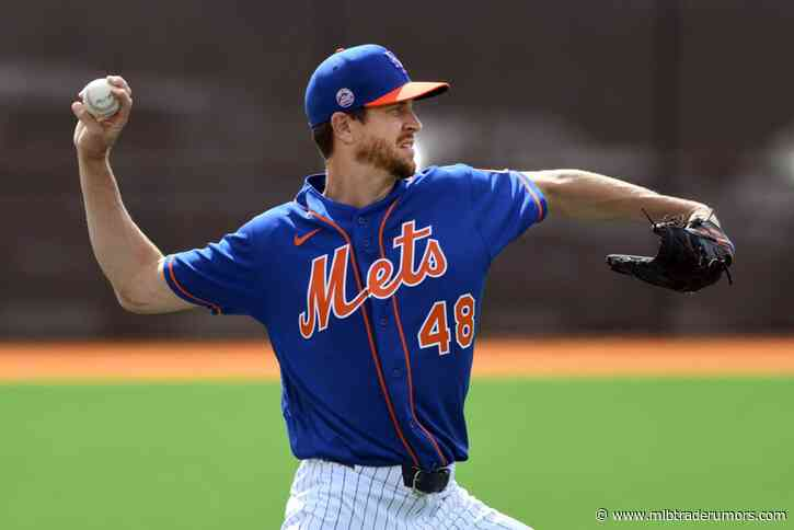 Jacob deGrom Leaves Start Early